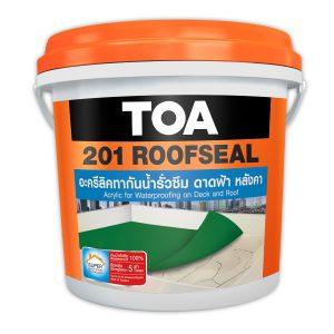 TOA 201 Roofseal อะคริลิกกันซึม