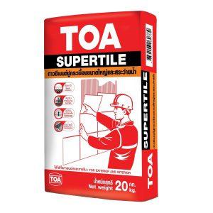 TOA Supertile กาวซีเมนต์ ทีโอเอซุปเปอร์ไทล์