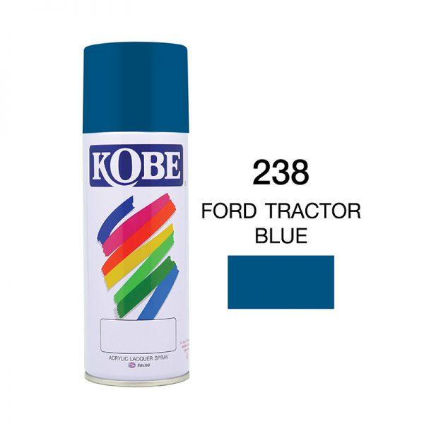โกเบ สเปรย์ อเนกประสงค์ (238 ford tractor blue)