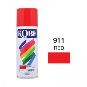 โกเบ สเปรย์ อเนกประสงค์ 911 red