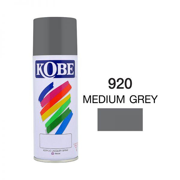 โกเบ สเปรย์ อเนกประสงค์(920 medium grey)