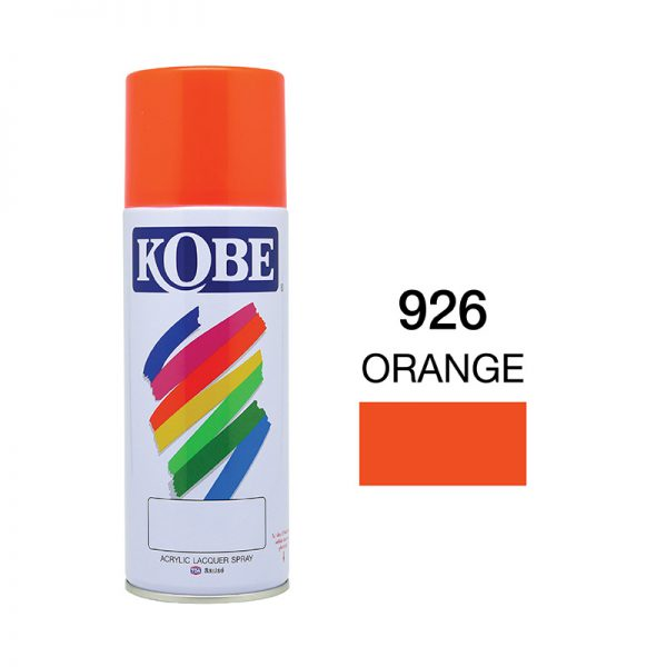 โกเบ สเปรย์ อเนกประสงค์(926 orange)