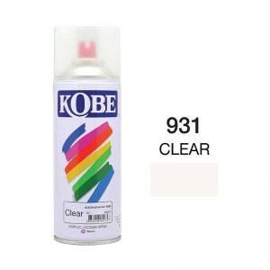 โกเบ สเปรย์ อเนกประสงค์ 931 clear