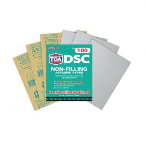 ทีโอเอกระดาษทรายขัดแห้ง DSCS