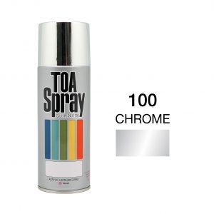 ทีโอเอ สเปรย์ เกรดพิเศษ#100