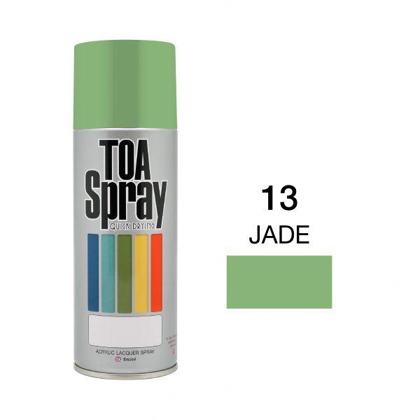 ทีโอเอ สเปรย์ อเนกประสงค์(13 jade)
