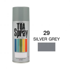ทีโอเอ สเปรย์ อเนกประสงค์( 29 silver grey )