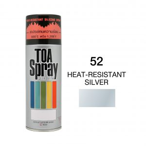 ทีโอเอ สเปรย์ ทนความร้อน#52
