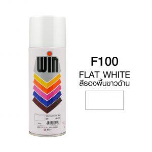 วิน สเปรย์ รองพื้นขาวด้าน #F100