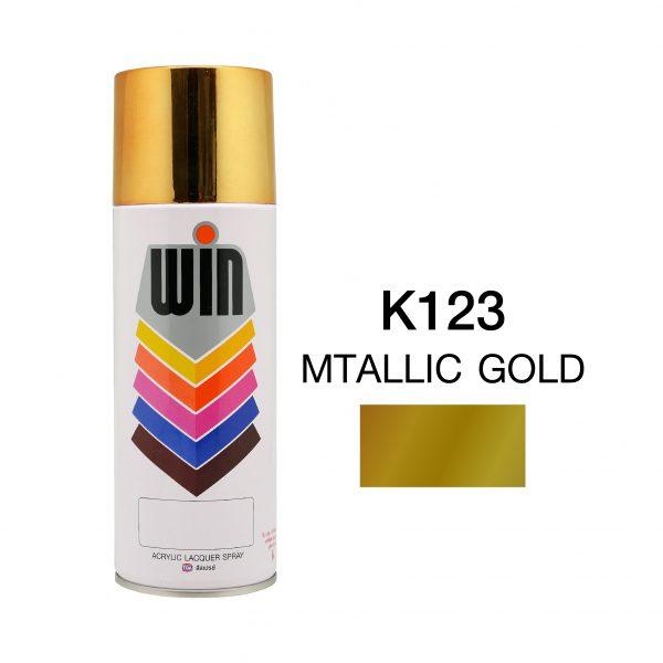 วิน สเปรย์ เกรดพิเศษ #K123